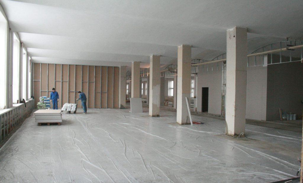 Ремонт офисной площади