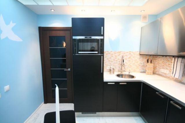 Ремонт кухни 10 кв