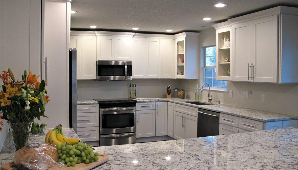 Полноценный ремонт кухни под ключ