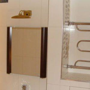 Ремонт ванной комнаты ул. Трофимова фото 5
