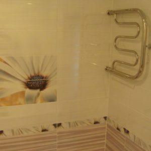 Ремонт ванной комнаты ул. Удальцова фото 11